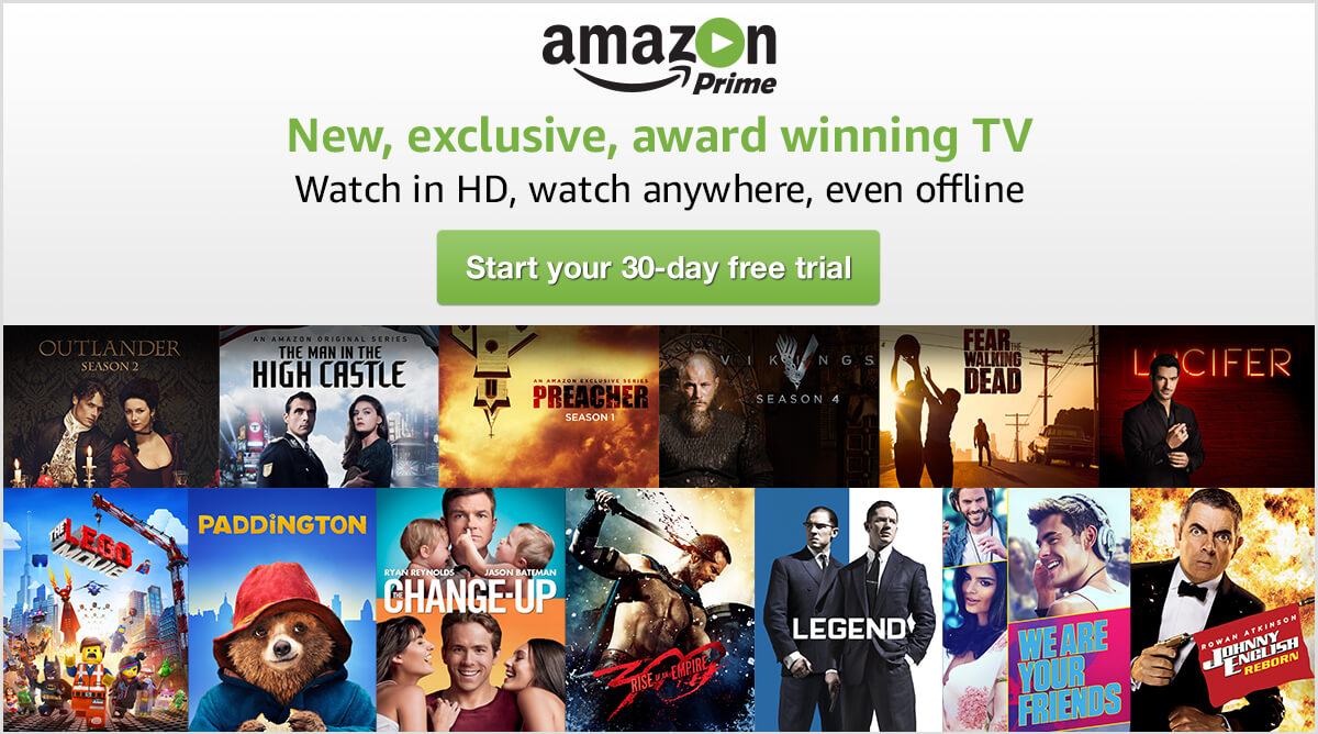 Amazon Prime Video Movies